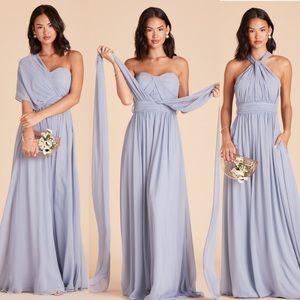 Birdy Grey Grace Convertible Dress in Dust Blue